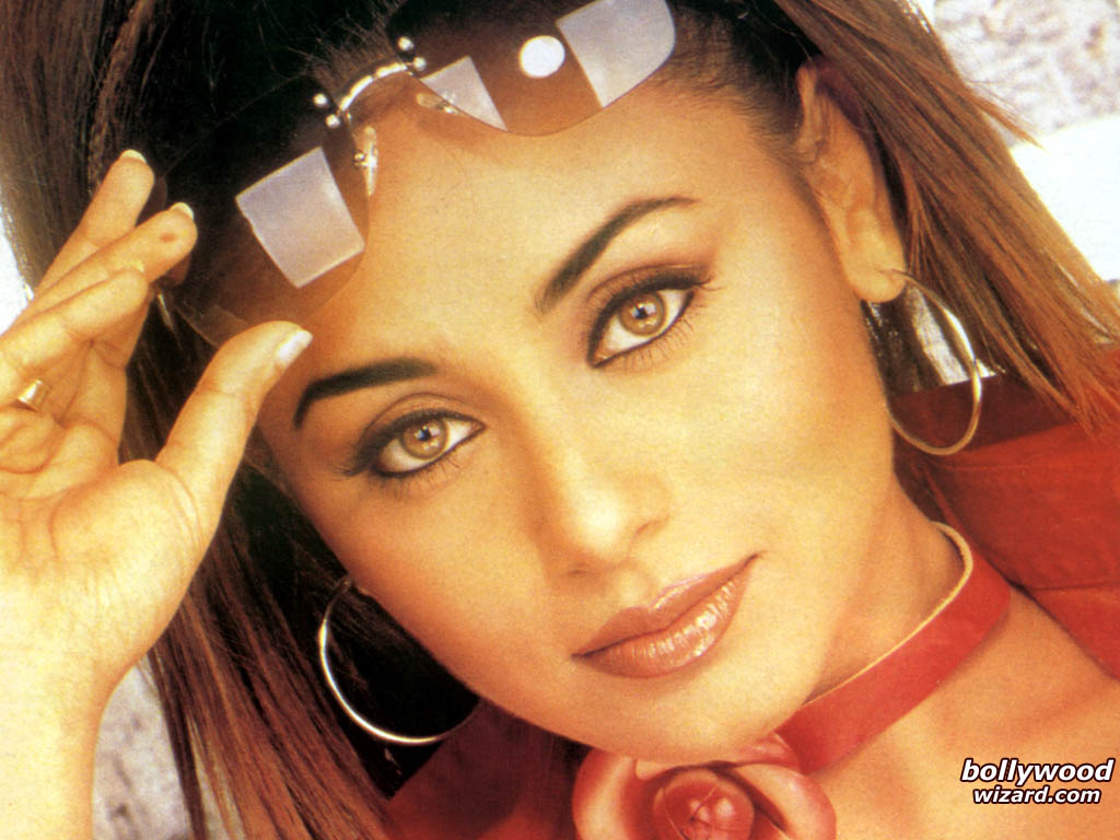 bollywoodwizard : wallpaper / picture of rani mukherjee